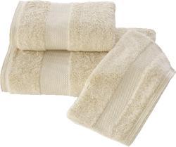 75b7f06e18 Soft Cotton DELUXE luxus törölköző 50 x 100 cm-es Világos bézs / Light beige