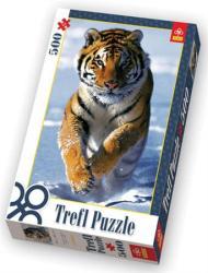 Trefl Szibériai tigris 500 db-os (37009)