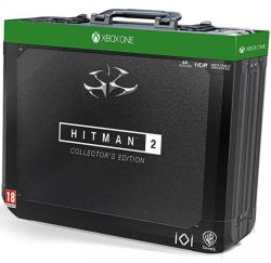 Square Enix Hitman 2 [Collector's Edition] (Xbox One)