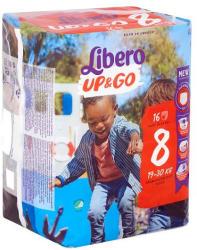 Libero Up&Go 8 XL+ (19-30kg) 16db