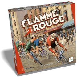 Lautapelit Flamme Rouge - kerékpáros társasjáték