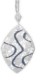 Boccadamo Jewels - bronz nyaklánc - ALISSA - kék-ezüst