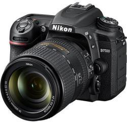 Nikon D7500 + AF-S 18-300mm VR