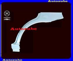 Honda JAZZ 2 2004.09-2008.09 /GD/ Hátsó sárvédő javítóív, bal KLOKKERHOLM 2901581