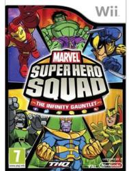 THQ Marvel Super Hero Squad The Infinity Gauntlet (Wii)