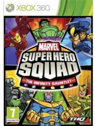 THQ Marvel Super Hero Squad The Infinity Gauntlet (Xbox 360)