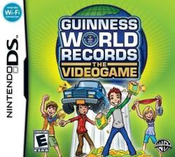 Warner Bros. Interactive Guinness World Records The Videogame (Nintendo DS)