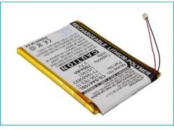 1-756-763-11 MP3, MP4 Akkumulátor 750 mAh