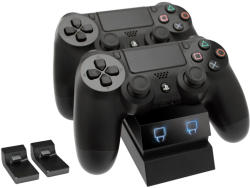 Venom PS4 Twin Docking Station Black (VS2732)