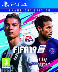 Electronic Arts FIFA 19 [Champions Edition] (PS4)