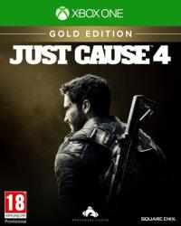 Square Enix Just Cause 4 [Gold Edition] (Xbox One)