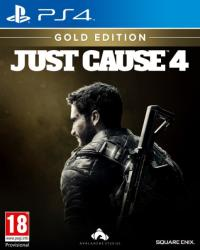 Square Enix Just Cause 4 [Gold Edition] (PS4)