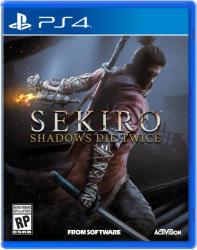 Activision Sekiro Shadows Die Twice (PS4)