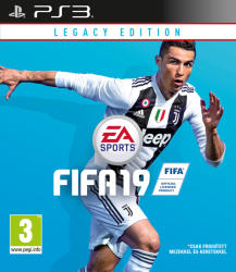 Electronic Arts FIFA 19 [Legacy Edition] (PS3)