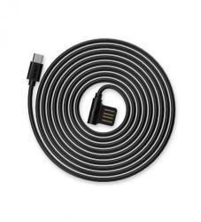 REMAX Cablu Remax Rayen Micro USB RC-075 Negru 1m (IRCABRAYMNEG)