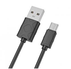 Baseus Cablu YAVEN micro USB negru 1m BASEUS (CAYAVMNEG)
