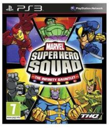 THQ Marvel Super Hero Squad The Infinity Gauntlet (PS3)