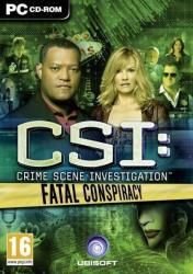 Ubisoft CSI: Crime Scene Investigation Fatal Conspiracy (PC)