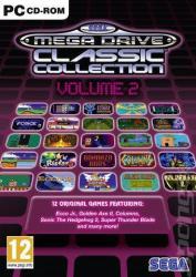 SEGA Mega Drive Classic Collection Volume 2 (PC)