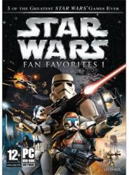 LucasArts Star Wars Fan Favorites I (PC)