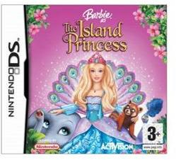 Activision Barbie as The Island Princess (Nintendo DS)