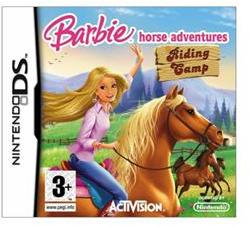 Activision Barbie Horse Adventures Riding Camp (Nintendo DS)
