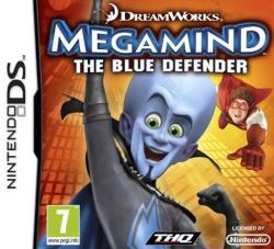 THQ Megamind The Blue Defender (Nintendo DS)