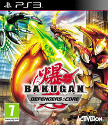 Activision Bakugan 2 Defenders of the Core (PS3)