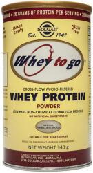 Solgar Whey To Go Protein - 340g