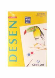 CANSON Bloc desen A4 160g 16 file CANSON
