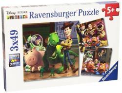 Ravensburger Toy Story 3 3x49 db-os (09297)