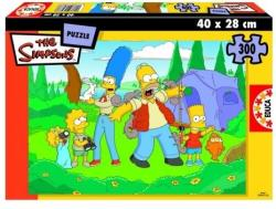 Educa Simpson család 300 db-os (13483)