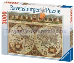 Ravensburger Világtérkép 1665 3000 db-os (17054)