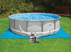 Intex Piscina rotunda cu cadru metalic Ultra Frame 549x132cm (28336)