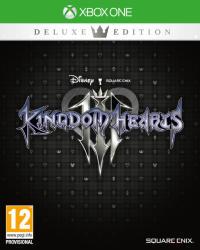 Square Enix Kingdom Hearts III [Deluxe Edition] (Xbox One)