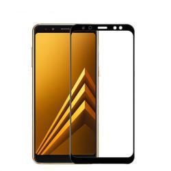 Samsung Galaxy A8 A530 (2018)/ A5 (2018) стъклен протектор с пълно покритие