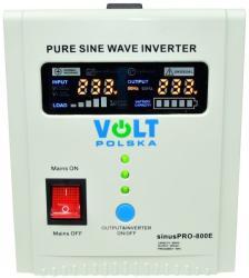 VOLT 800VA (Sinus PRO-800E)
