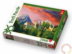 Trefl Hohenschwangau Királyi Kastély 2000 db-os (27053)