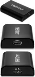 TRENDnet USB 3.0 to HD TV Adapter (TU3-HDMI) (TU3-HDMI)
