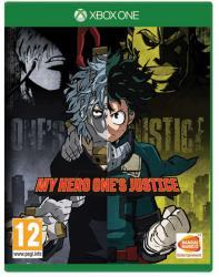BANDAI NAMCO Entertainment My Hero One's Justice (Xbox One)
