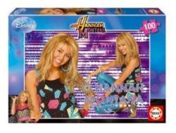 Educa Hannah Montana 100 db-os (14377)