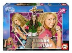 Educa Hannah Montana 200 db-os (14378)