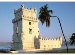 Educa Belém Tower - Portugália 1000 db-os (13292)