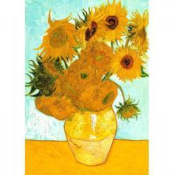 Ravensburger Van Gogh: Napraforgó 1000 db-os (15805)