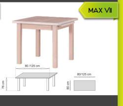 Meblohand MAX VII étkezőasztal