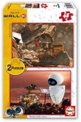 Educa Wall-E 2x48 db-os (13839)