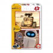 Educa Wall-E 2x20 db-os (13838)