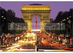 Educa Diadalív - Párizs, Franciaország 1000 db-os (14278)