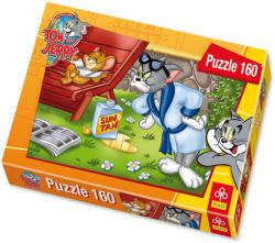 Trefl Tom és Jerry napozik 160 db-os (15156)