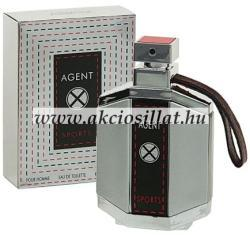 Linn Young Agent X Sports EDT 100ml
